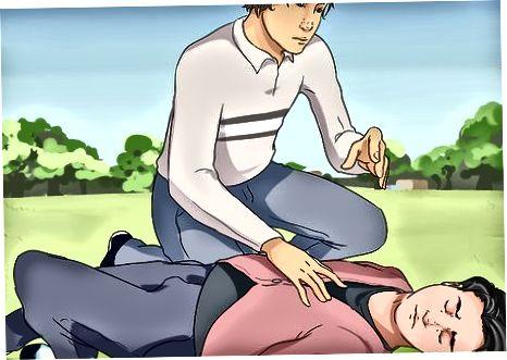 Forbereder deg på å bruke AED