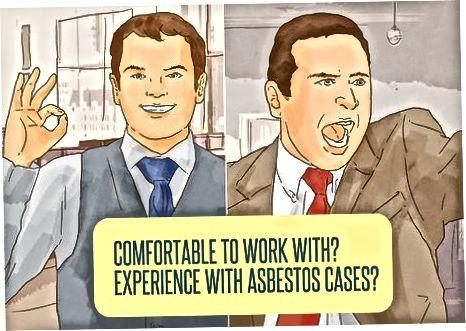 Een advocaat inhuren
