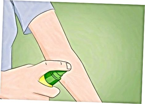 خود کو مچھر کے کاٹنے سے بچانا