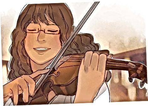 音楽によるストレスへの対処
