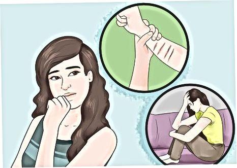 Het identificeren van de symptomen
