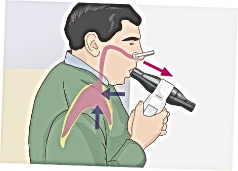폐활량계로 연습하기