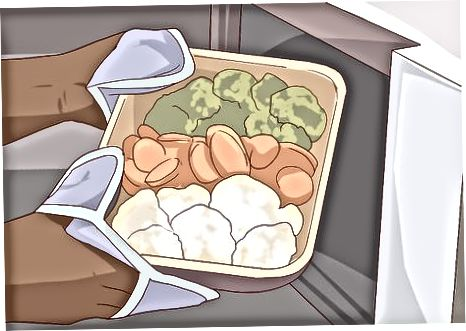 غذائیت سے دوستانہ کھانا پکانے کے طریقے استعمال کرنا