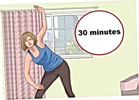 Metabolizmo didinimas atliekant pratimus