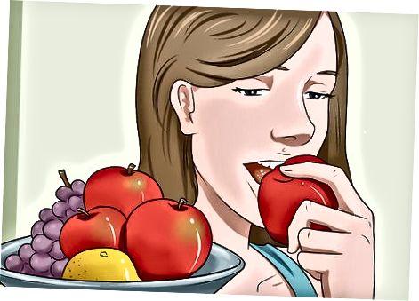 Hart-gezond voedsel eten