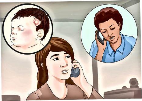 Prevence šíření kožních onemocnění