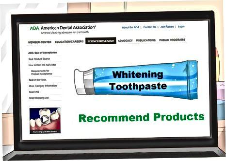 Dişlərini ağartmaq