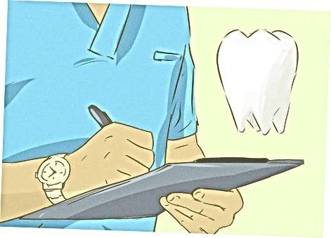 Blegning af dine tænder hos tandlægen
