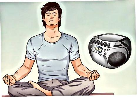 चिंता नियंत्रित करण्यासाठी विश्रांती तंत्र वापरणे