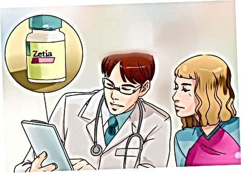 ادویات کے ساتھ کولیسٹرول کو کم کرنا