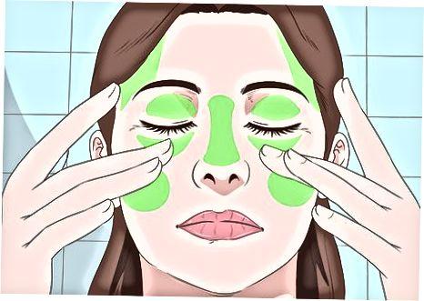 Palming aanvullen met oogyoga en massage