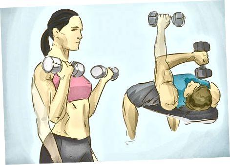 Een oefenplan vormen