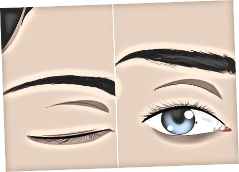 Je ogen spoelen