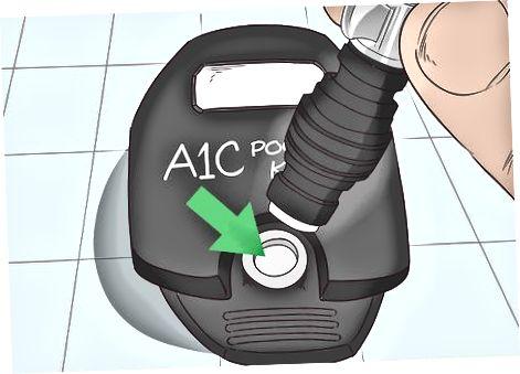 A1C ٹیسٹ آزما رہے ہیں