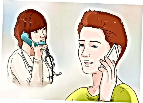 Få professionell medicinsk hjälp