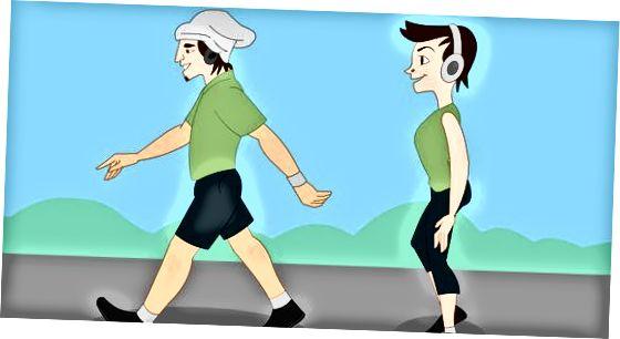 Fysieke gezondheid behouden