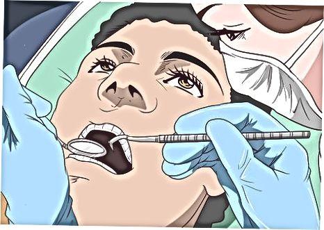 Използване на нехирургични стоматологични процедури