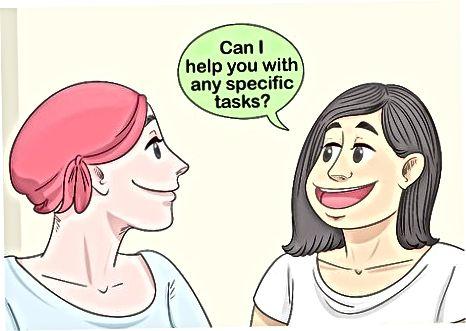 भावनात्मक सहायता प्रदान करना