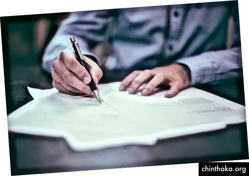 Seien Sie eine bemerkenswerte Person, indem Sie Ihre Verträge übertreffen.