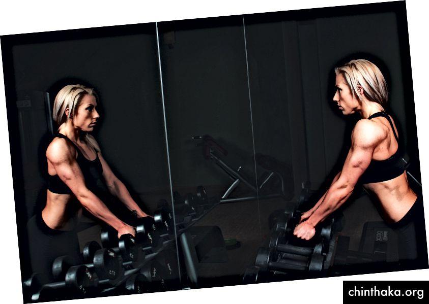 Всеки път, когато изпитвате съпротива, стъпвате в умствения си фитнес.