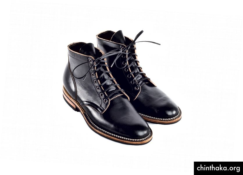 Chromexcel Viberg Boot التمهيد