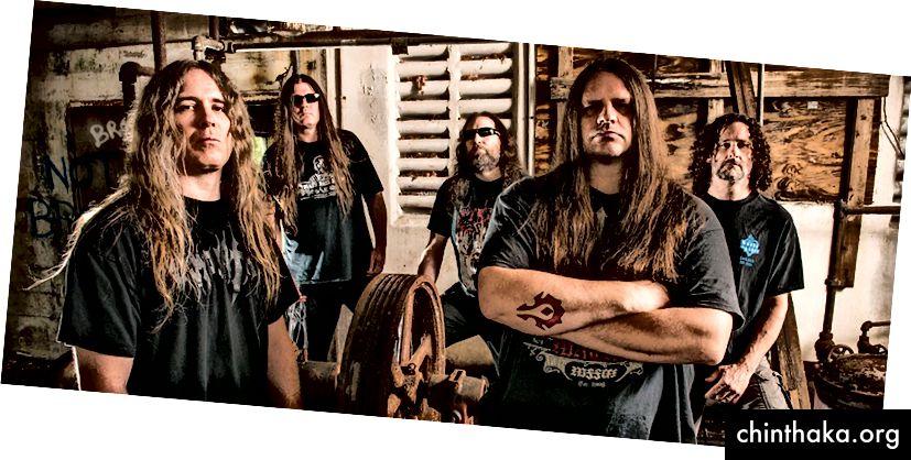"""""""The Standard"""" für Death Metal, sowohl was den Musikstil als auch die allgemeine Attraktivität der Band anbelangt"""