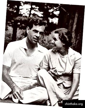 جوزيف كامبل وزوجته ، جان أردمان ، المصدر