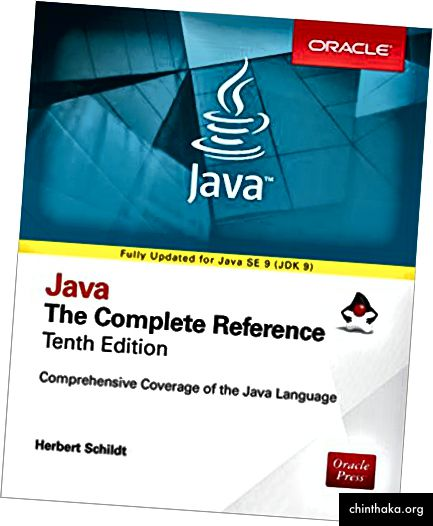 Java, The Complete Reference, 10. Aufl. - Herbert Schildt