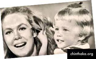 فاكسميلي معقولة من والدتي وأنا. إلا أننا لم تكن السحرة. بقدر ما أعرف.