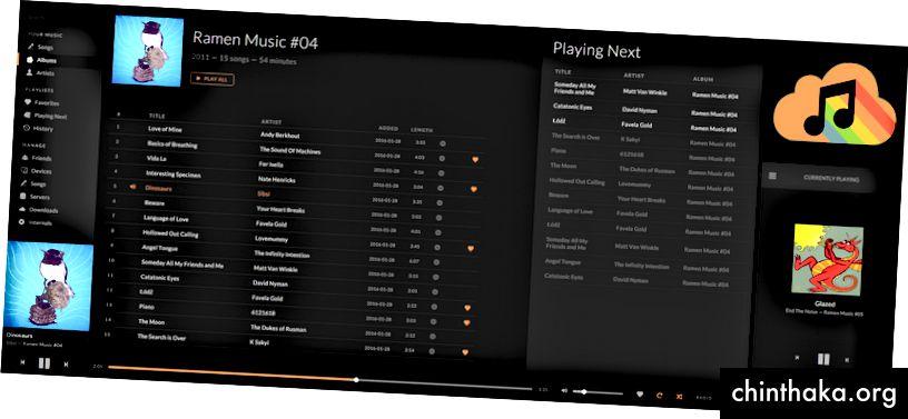Peermusic ist ein mobiler Musikplayer, der den Browser lokal ausführt. Durch die Kombination mit der einfachen und verschlüsselten P2P-basierten Freigabe von Musikdateien sollen alle praktischen Funktionen moderner Musikplayer bereitgestellt werden.