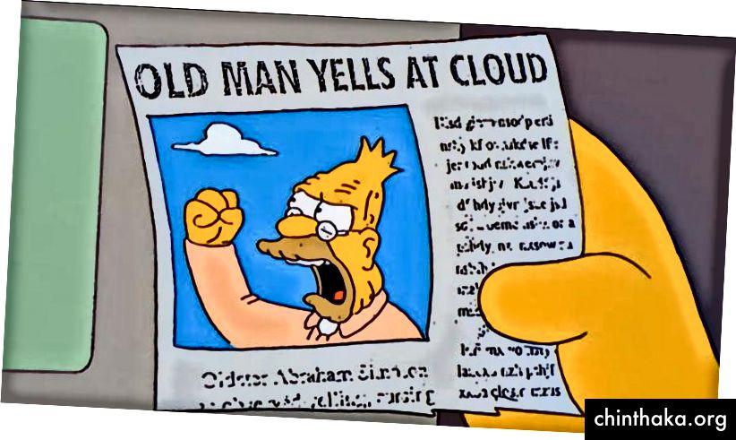 Jetzt kannst auch du die Cloud anschreien