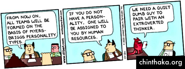 Scott Adams, Dilbert