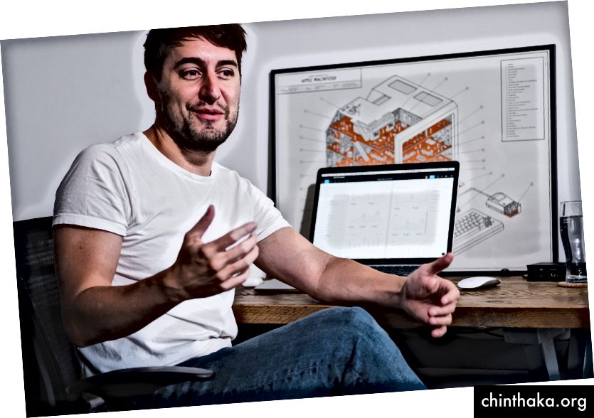 James Morris, Senior Designer von Buffer