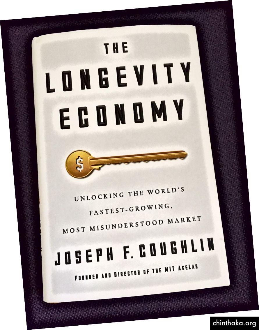 Die Langlebigkeitsökonomie von Joseph F. Coughlin