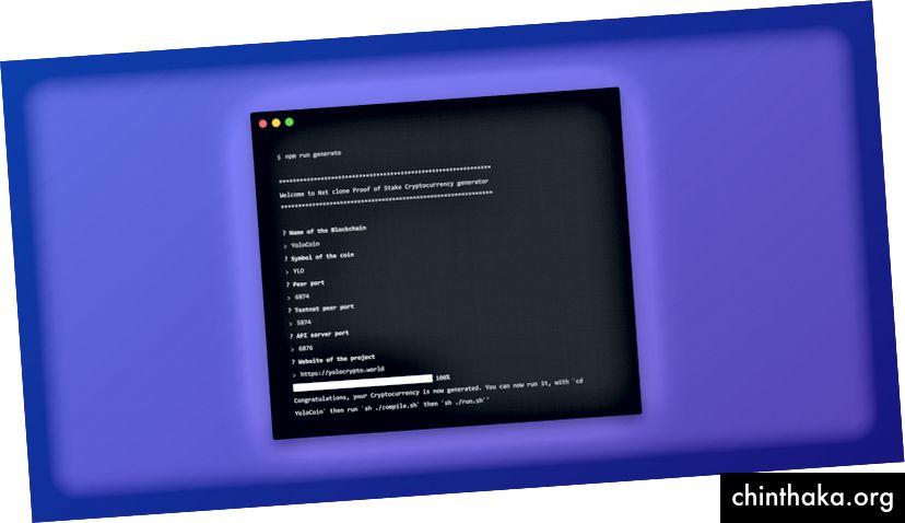Генератор экрана, инструмент, который поможет нам сгенерировать монету!