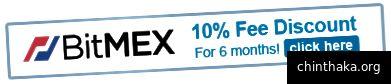 13. September 2018: Mit diesem Gutschein sparen Sie BitMEX-Gebühren. (BitMEX-Gebühren sind VIEL höher als an herkömmlichen Börsen, da die Gebühr für die gesamte gehebelte Position gilt, nicht nur für Ihre Marge. Bei Market Trades betragen die Gebühren 0,075% Ihrer Position sowohl für den Ein- als auch für den Ausstieg. Die Gesamthonorare für einen 1.000-Dollar-Trade betragen also 100x Der Hebel beträgt 150 US-Dollar [100 x 1.000 x 0.00075 x 2]. Im Vergleich dazu zahlen Sie bei Binance 3 US-Dollar für 1.000 US-Dollar.