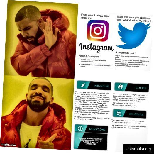 Drake kan lide smukke Twitch-kanaler