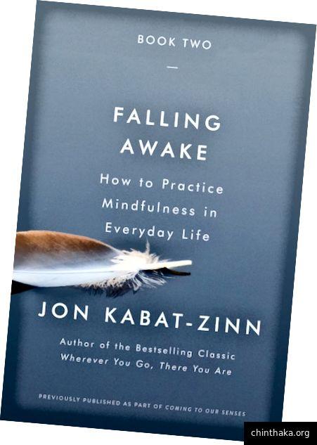 From Falling Awake: Wie man Achtsamkeit im Alltag praktiziert, von Jon Kabat-Zinn, herausgegeben von Hachette. Copyright © 2018 von Jon Kabat-Zinn.