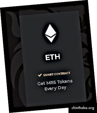Opcija ETH Smart ugovora