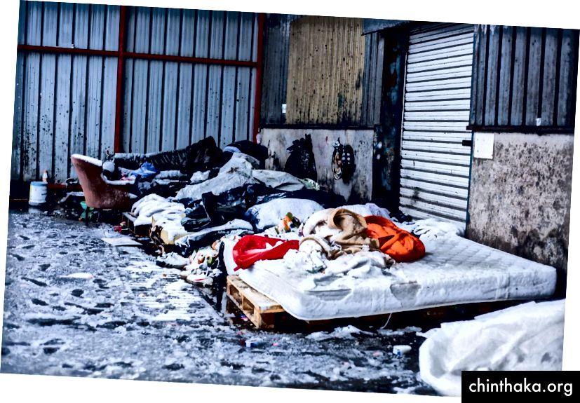 بإذن من Help Refugees / L'Auberge des Migrants