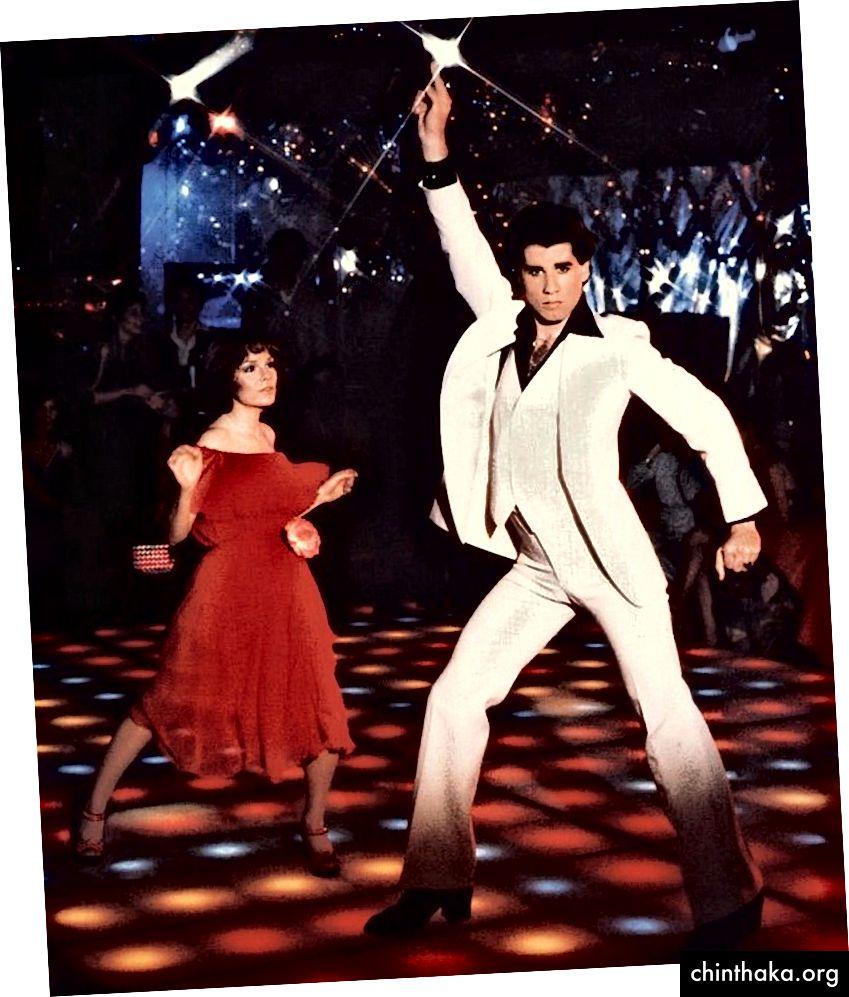 John Travolta i MPAA godkendte kunstværker