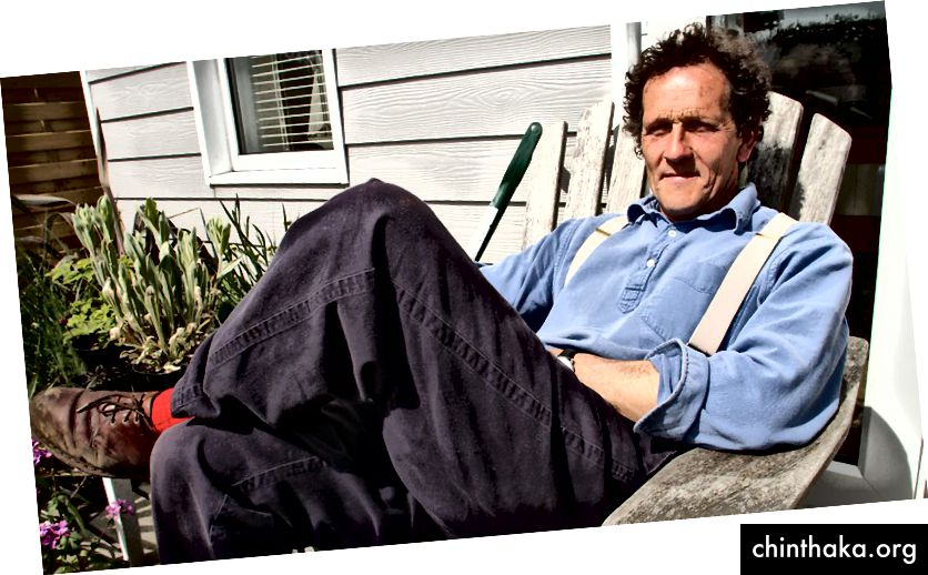 Monty Don - BBC-foto