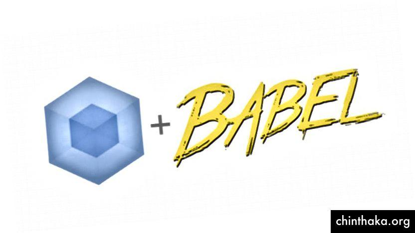 Webpack & Babel Logos