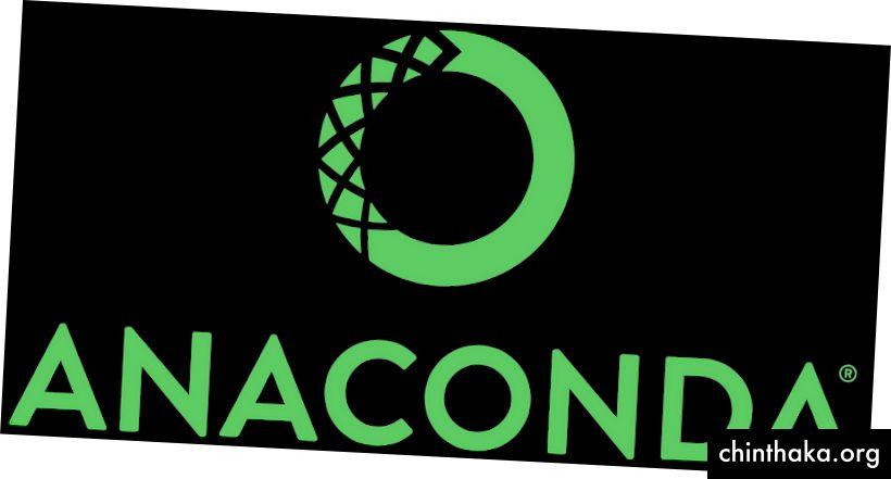Анаконда лого