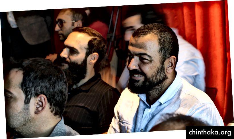 Μέλος της εκτελεστικής επιτροπής Burak Balık