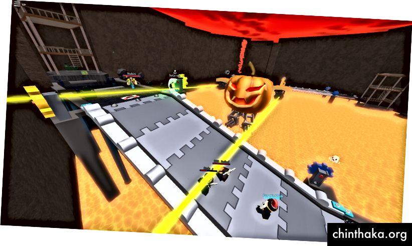 Λόγος 2 Πέθανε από το Place Rebuilder στο Roblox