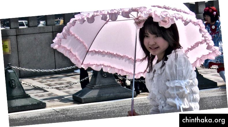 Foto: Harajuku Pink