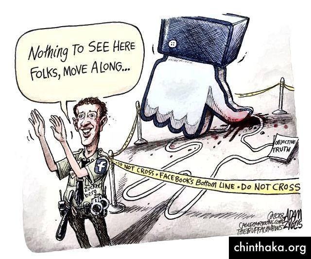 Karikatur von Adam Zyglis