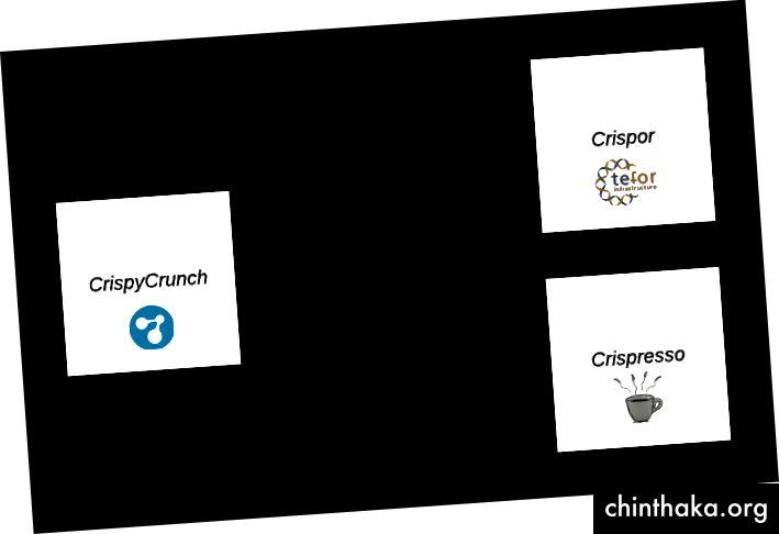 Wie CrispyCrunch von externen Tools abhängt