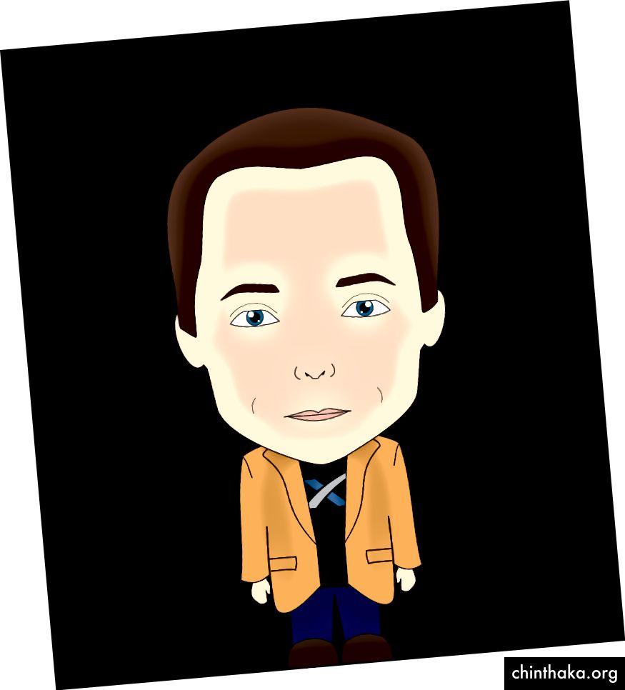 Original POP - Elon Musk